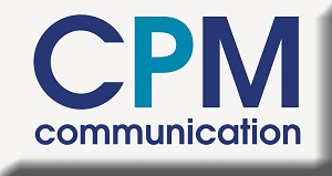 LOGO CPM COMMUNICATION